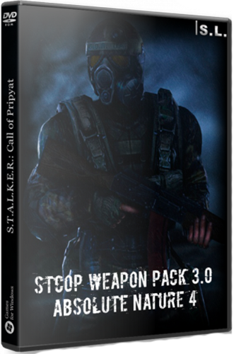 Сталкер Call of Pripyat - STCoPWP 3.0 + Absolute Nature 4 (2019) PC | RePack от SeregA-Lus