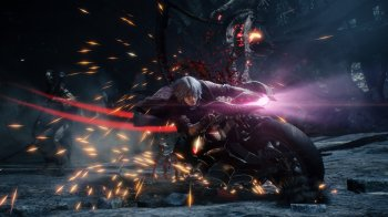Devil May Cry 5: Deluxe Edition [v 1.0 build 3853173 + DLCs] (2019) PC | RePack от xatab