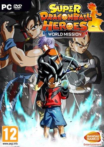 SUPER DRAGON BALL HEROES WORLD MISSION (2019) PC | Лицензия