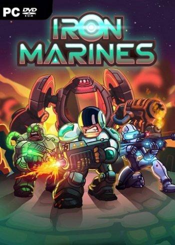Iron Marines [v 1.5.6] (2019) PC | Лицензия