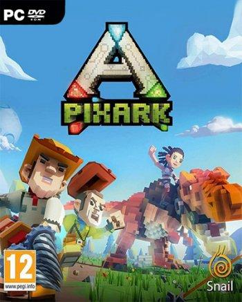 PixARK (2019) PC   Лицензия