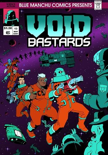 Void Bastards [v 1.1.2] (2019) PC | Лицензия