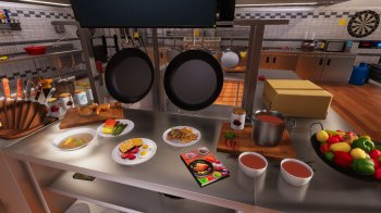 Cooking Simulator [v 1.4.3.14121] (2019) PC | RePack от xatab