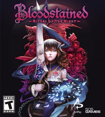 Bloodstained: Ritual of the Night [v 1.09 + DLC] (2019) PC | RePack от xatab