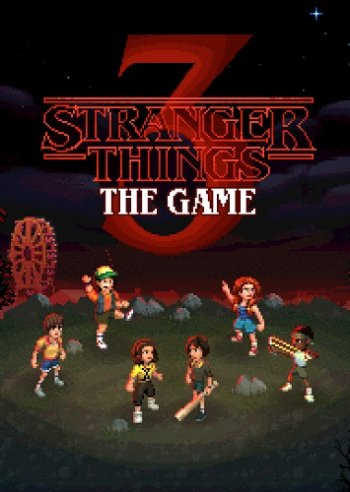 Stranger Things 3: The Game (2019) PC | Пиратка