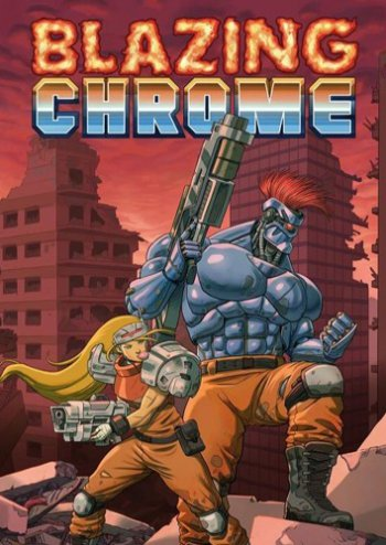 Blazing Chrome (2019) PC | Лицензия