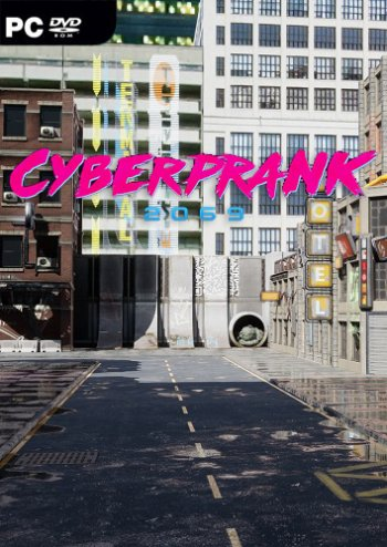 Cyberprank 2069 (2019) PC   Лицензия
