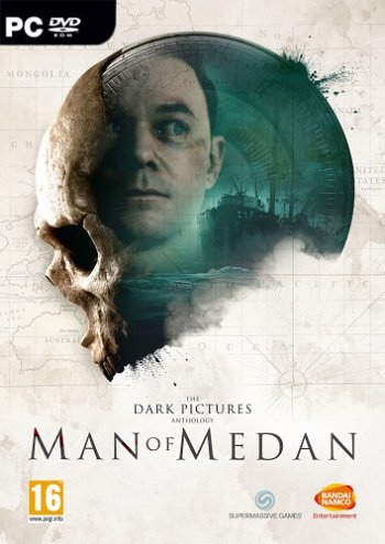 The Dark Pictures Anthology: Man of Medan (2019) PC   RePack от xatab