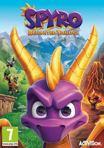 Spyro Reignited Trilogy (2019) PC | RePack от xatab