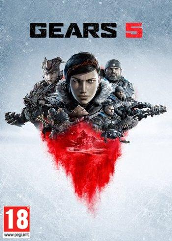 Gears 5 [v 1.1.15.0u1 + DLCs] (2019) PC | RePack от xatab