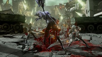 CODE VEIN: Deluxe Edition [v 1.01.86038 + DLCs] (2019) PC | RePack от xatab