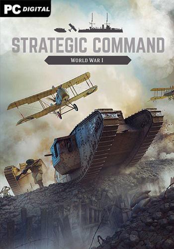 Strategic Command: World War I (2019) PC   Лицензия