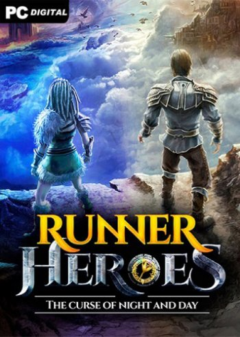 RUNNER HEROES: The curse of night and day (2020) PC   Лицензия