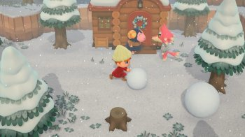 Animal Crossing: New Horizons на пк