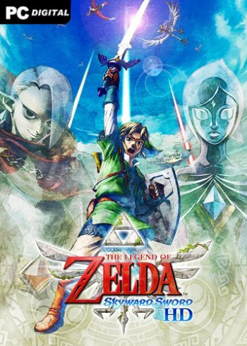 The Legend of Zelda: Skyward Sword HD